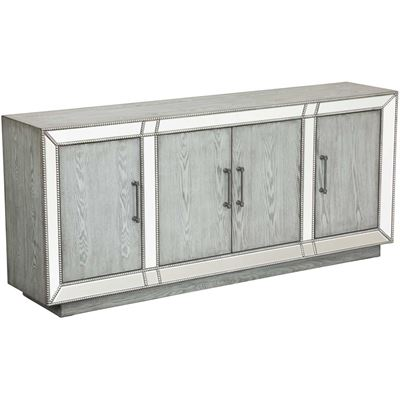 Picture of Cole Grey Accent Cabinet