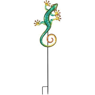 Imagen de Gecko Yard Art