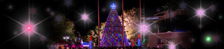 Tumbleweed Tree Lighting & Parade of Lights Sweepstakes