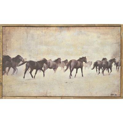 Imagen de Horses On The Move Wall Dcecor