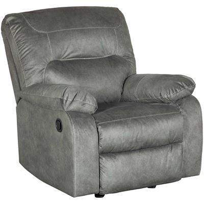 Bolzano Slate Reclining Sofa 9380381 Ashley Furniture