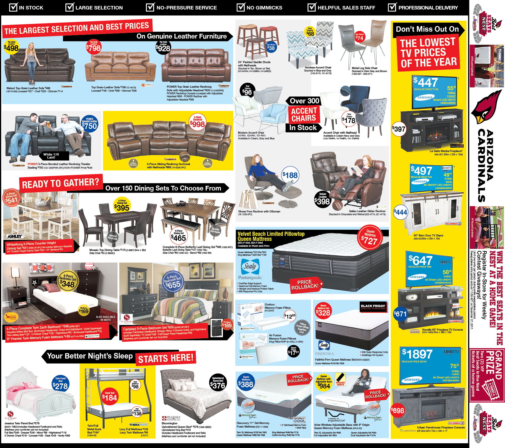 Arizona Ads | Hot Buys & Large Selection in Mattresses and furniture