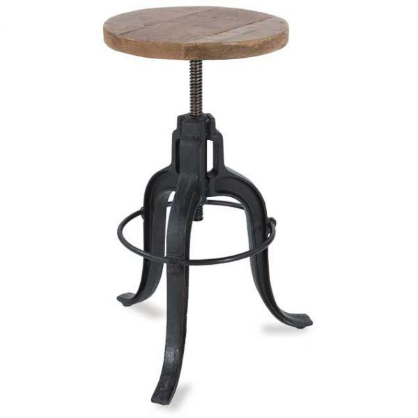 INDUSTRIAL SPIN SEAT STOOL