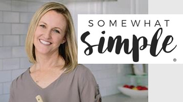 Blogger Spotlight: Somewhat Simple