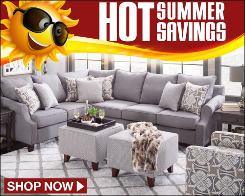 AFW Hot Summer Savings Event
