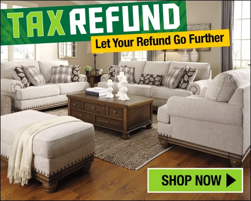 AFW Tax Refund Event