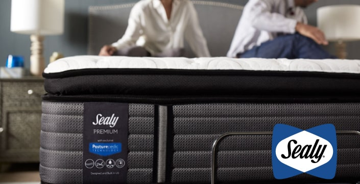 Shop Sealy Mattresses