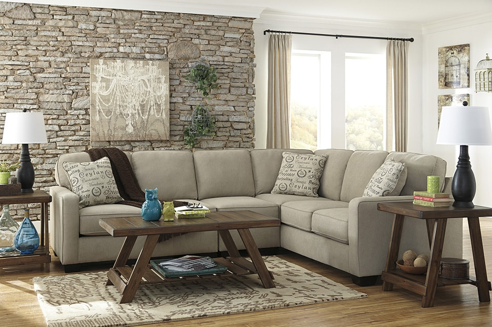 Captivating Sectional Category