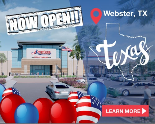 Now Open in Webster, Texas!