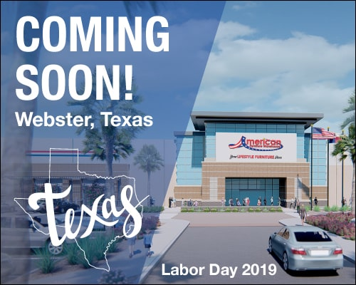 We are coming to Texas Labor Day 2019!
