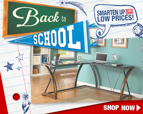 American Furniture Warehouse Back to School Event