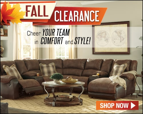 American Furniture Warehouse Mobile Banner