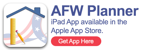 AFW Planner - Now available in the Apple app store