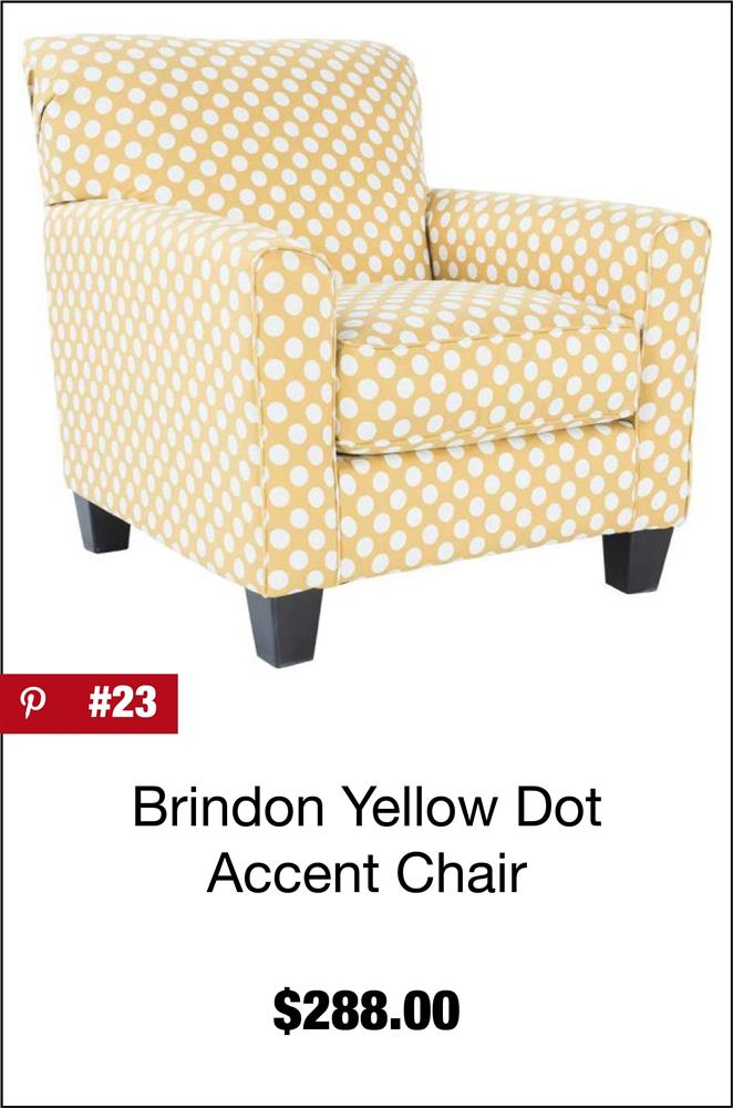 Brindon Dot Accent Chair