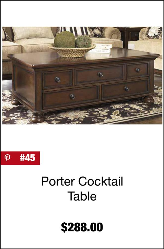 Porter Cocktail Table