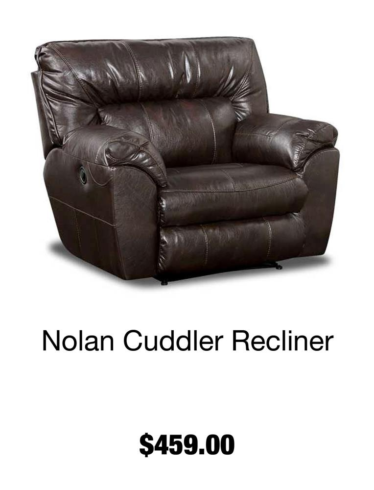 Nolan Cuddler Recliner