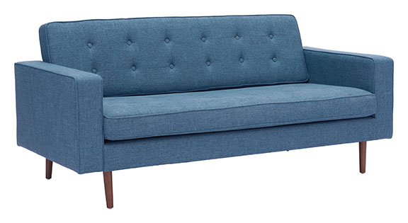 Puget Sofa Blue *D