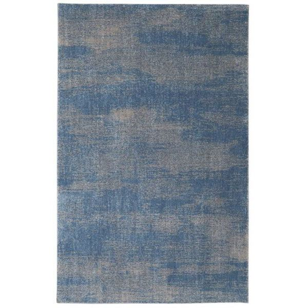 Berkshire Chilmark Blue 8x10 Rug