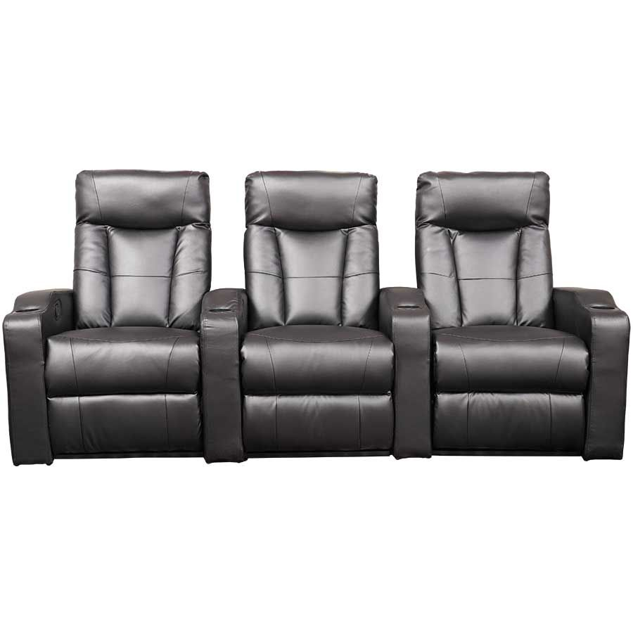 Hollywood 3PC Theater Sectional