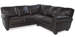 2 Piece Sectional with LAF Loveseat