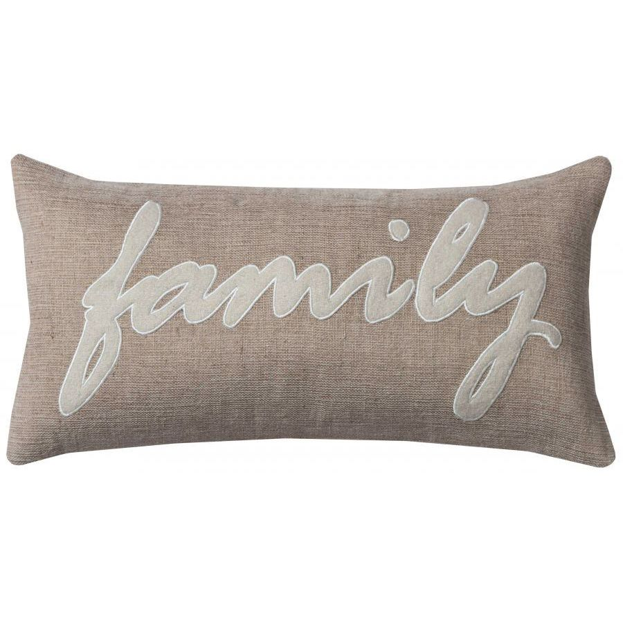 11x21 Family Kidney Pillow