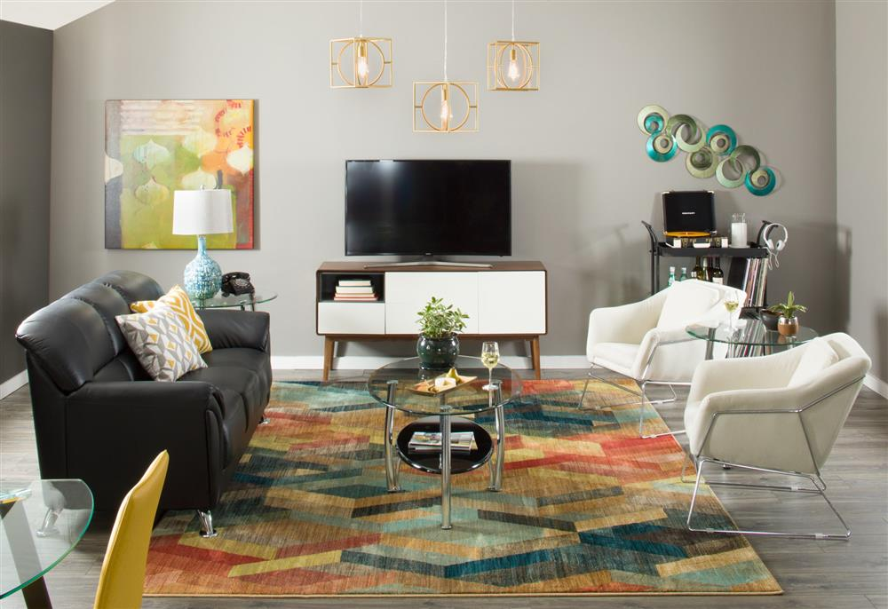 Shop the Look: Small Space Living Area | AFW.com