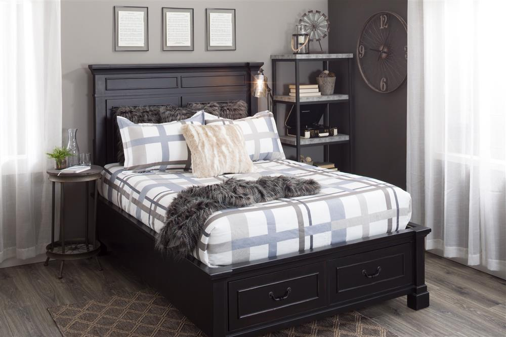 small space bedroom. Cozy small space bedroom Shop the Look  Casual Small Space Bedroom AFW