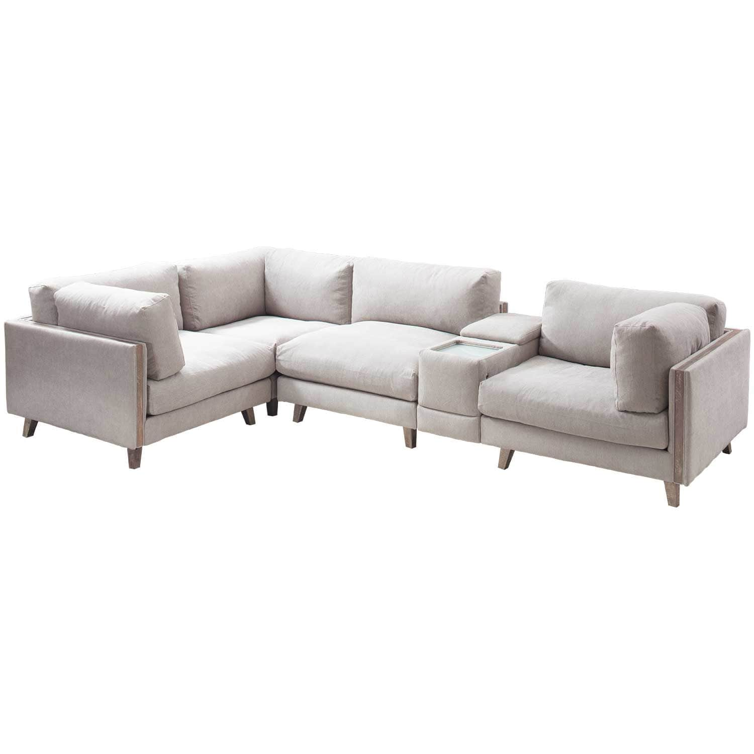 Macyn 5 Piece Sectional