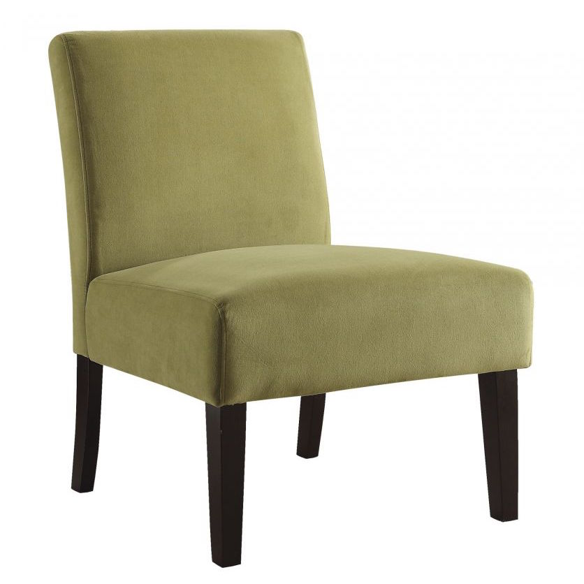 Laguna Basil Fabric Chair
