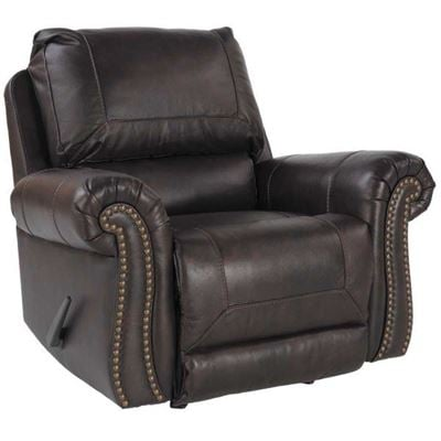 Picture of Bristan Leather Rocker Recliner