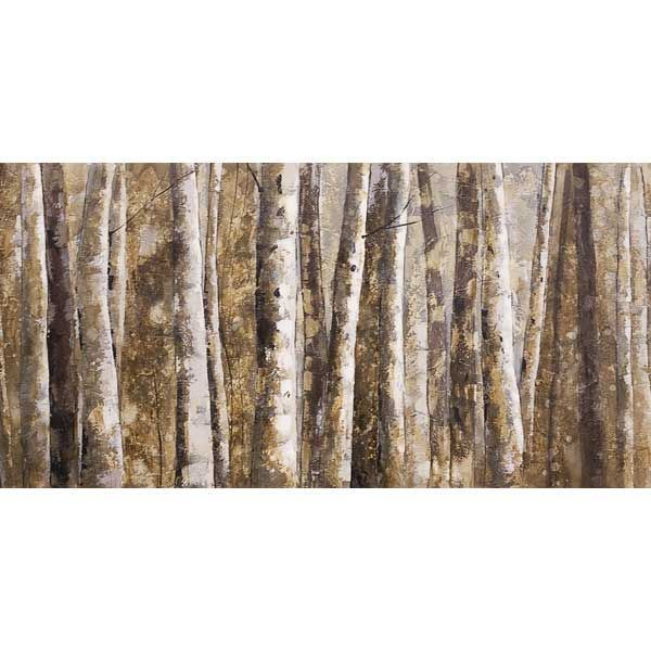 Picture of Forest Through Trees Wall Art