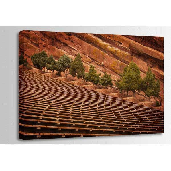 Picture of A Morning at Red Rocks 48x32 *D