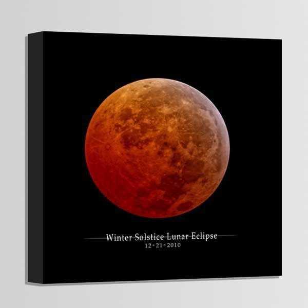 Picture of Lunar Eclipse 24x24 *D