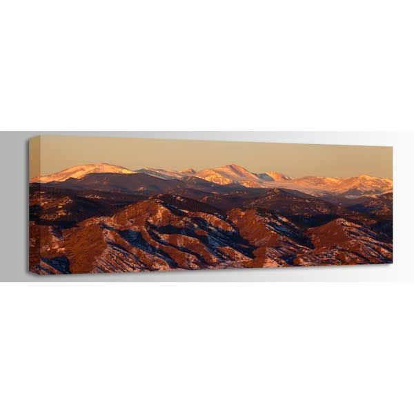 Picture of Rockies Alpine Glow 60x20 *D