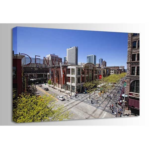 Picture of 16th St Mall Spring 48x32 *D