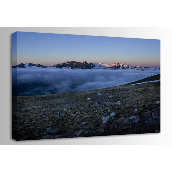 Picture of Continental Divide At Dawn 48x32 *D