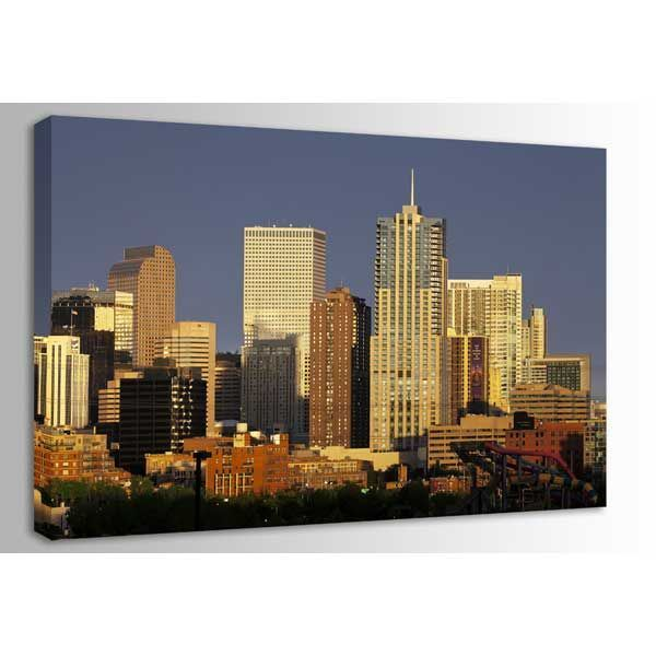 Picture of Downtown Denver 48x32 *D