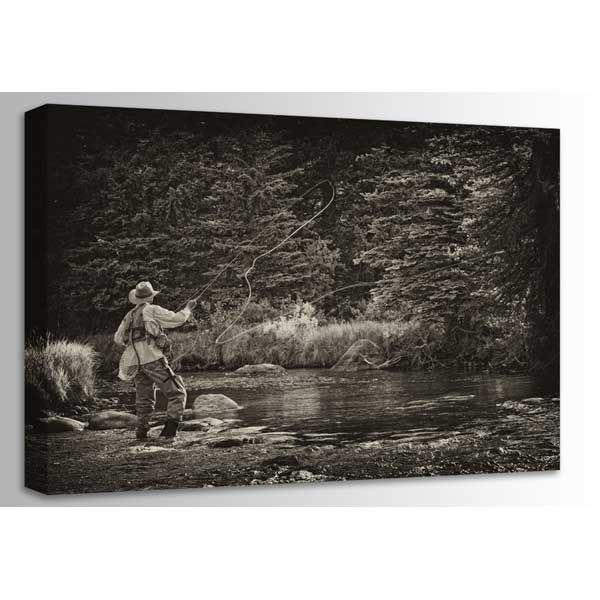 Picture of Fly Fishing 36x24 *D