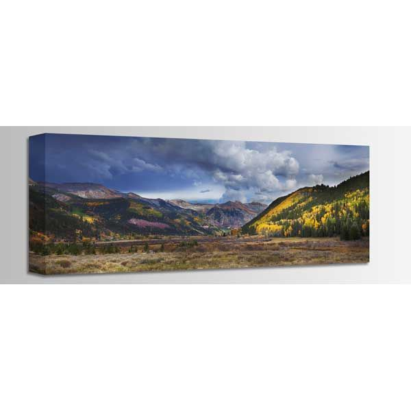 Picture of Telluride Valley Pano 36x12 *D