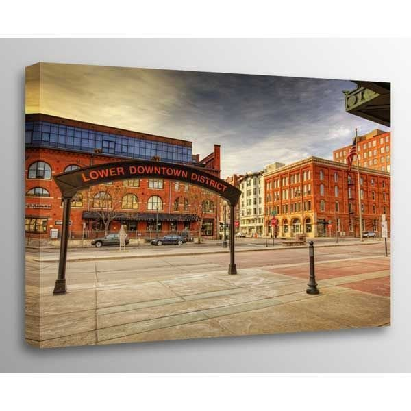 Picture of Lodo & Union Station 36x24 *D