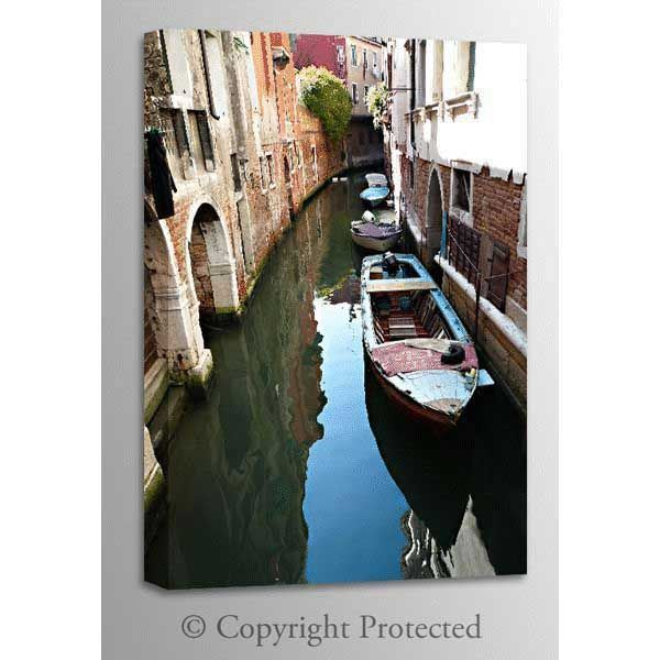 Picture of Calm Venice Canal 24x36 *D