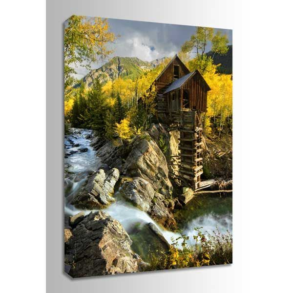 Picture of Crystal Mill 32x48 *D