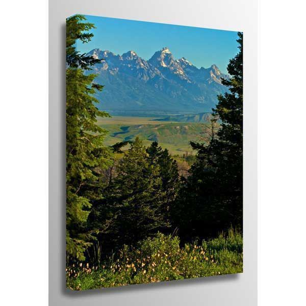 Picture of Tetons Sunrise 24x36 *D