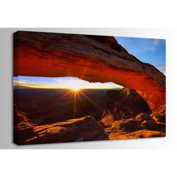 Picture of Sunrise At Mesa Arch 48x32 *D