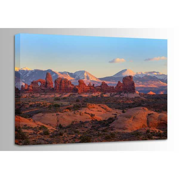 Picture of Turret Arch at Sunset 48X32 *D