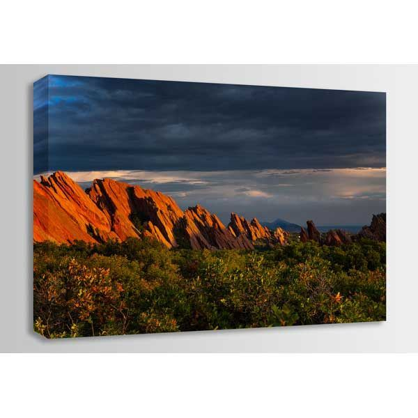 Picture of Storm Over Roxborough 36x24 *D