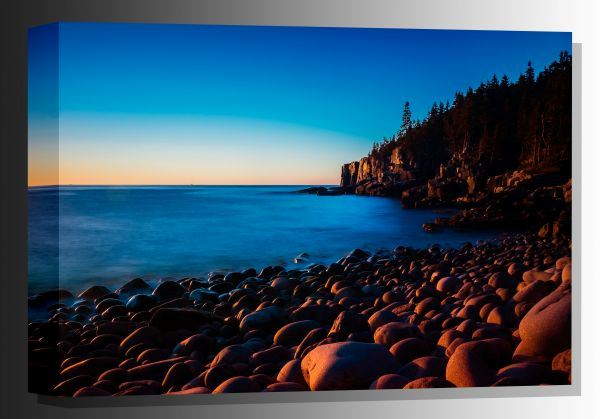 Picture of Otter Cliffs Sunrise 36x24 *D