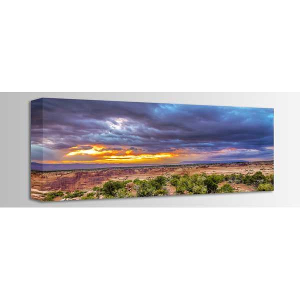 Picture of Storm Over The Desert 36x12 *D