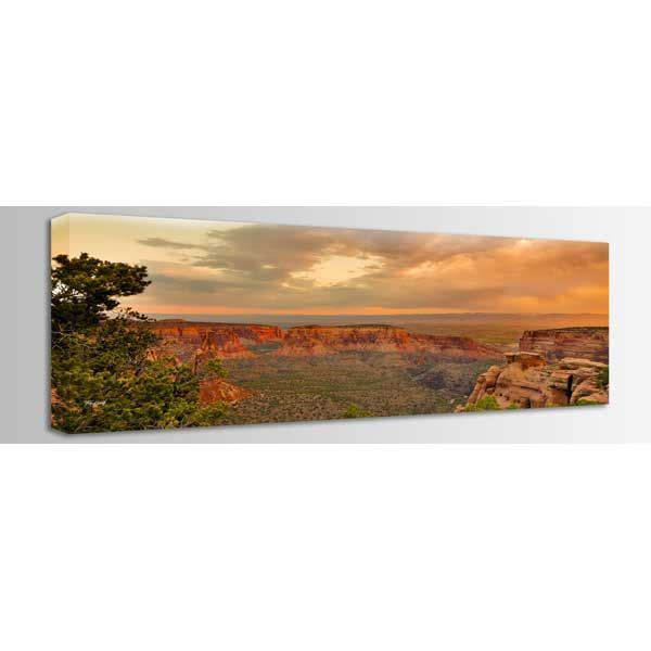 Picture of Colorado National Monument Sunrise 36x12 *D