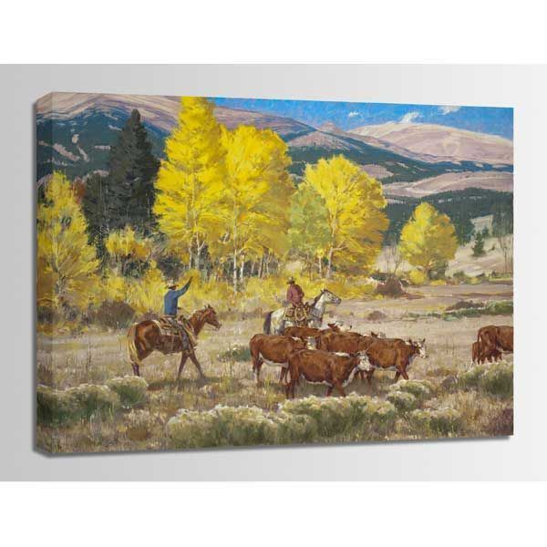 Picture of Rocky Mountain Gold 48X32 *D
